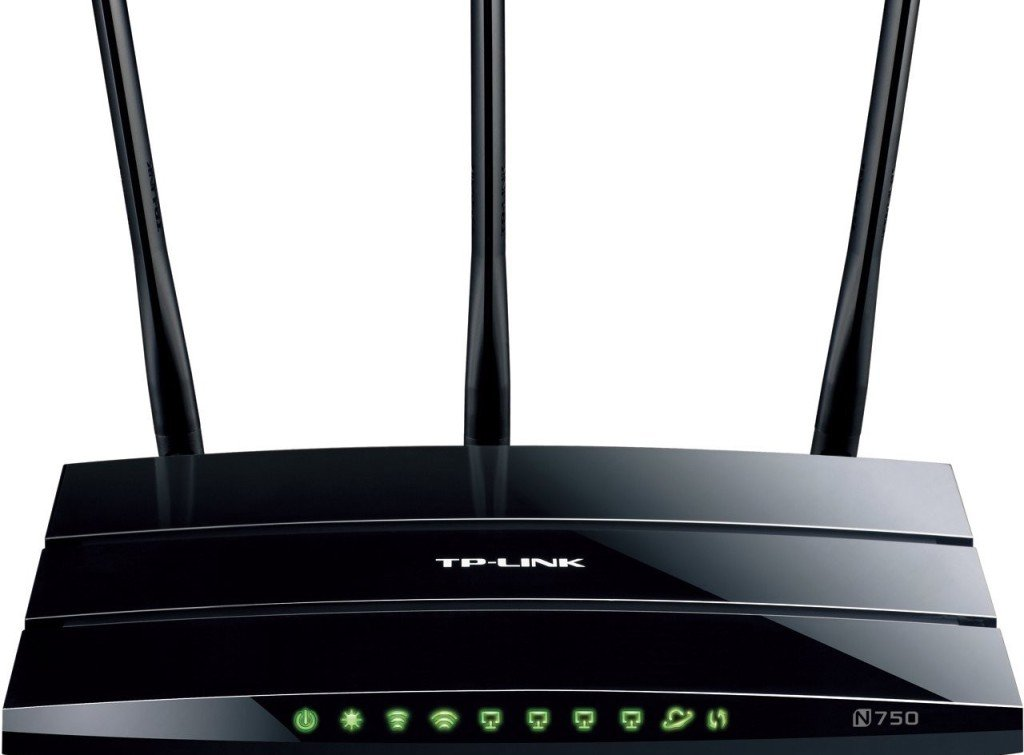 TP-LINK TL-WDR4300 Wireless N750 Dual Band Router