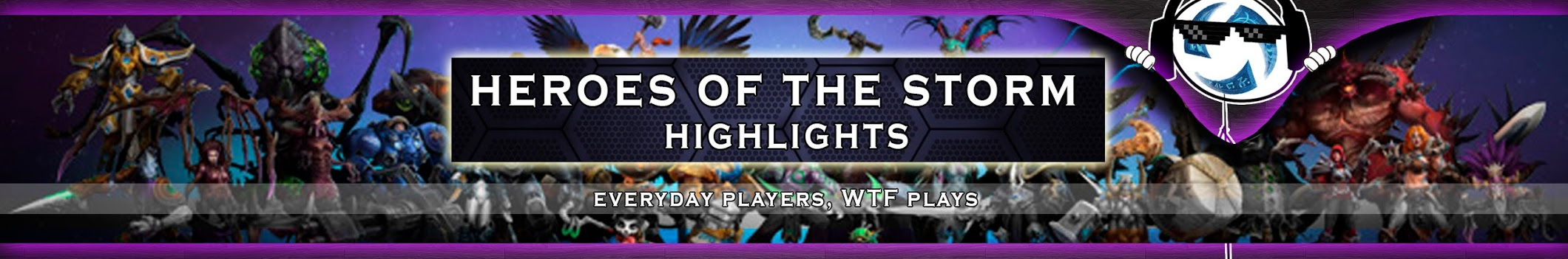 heroes of the storm highlights
