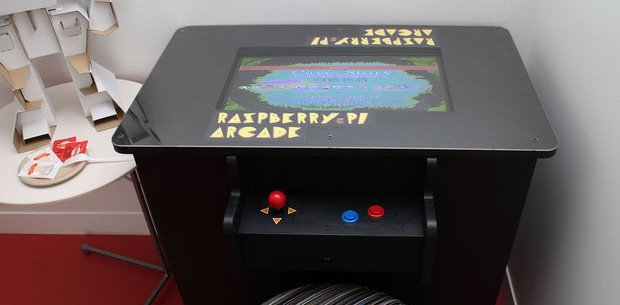 6 Raspberry Pi Arcade Projects & Step by Step Tutorials