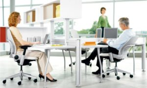 ergonomic office chair for long hours
